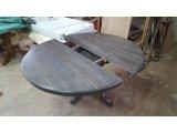 Фото  6 Круглый стол из полного массива Дуба 6866670