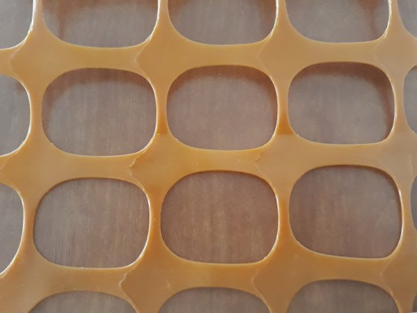 Фото  1 Сетка оранжевая сигнальная. 1917583