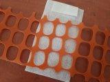 Фото  1 Полипропиленовая сетка оранжевая для устройства снегозадерживающих щитов. 1917581