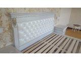 Фото  2 Спальня из массива Дуба. Натуральная Кожа, мягкое изголовье 2930859