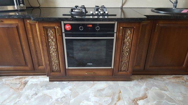 Фото 5 Кухни из фасадами из массива Дуба 332428