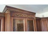 Фото  5 Кухни из гнутыми фасадами из массива Дуба 5930862