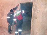 Фото  4 Дверной проем в бетонной стене (48-25см.) - выбить, пробить, вырезать в частном доме 4872782