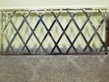 Фото 1 Грати на вікна з квадрата нержавійки 336971