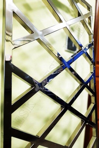 Фото 4 Решетки на окна или двери из н/ж стали за квадрат 337069