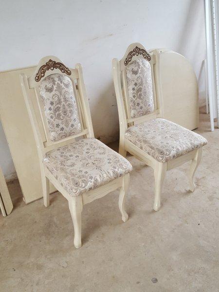 Фото  1 Удобный стул, Резной, из массива Дуба 2067144