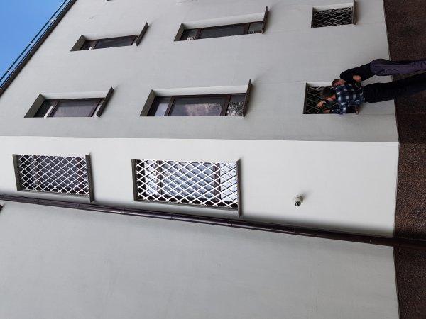Фото 6 Грати на вікна з квадрата нержавійки 336971