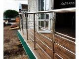 Фото  2 Балконные перила пандусы из нержавеющей стали под ключ 2084480