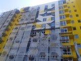 Фото 1 Нанесення декоративної штукатурки. Фарбування фасаду. 341440