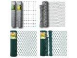 Фото  1 Паркан із сітки рабиці оцинкований до 4 метрів заввишки, з ПВХ покриттям, паркан з Сітки шарнірної оцинкованої. 2270857
