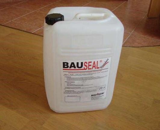 Bauseal Enduro Пропитка упрочняющая (для обеспыливания и упрочнения верхнего слоя пола)