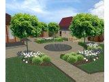 Фото 6 Ландшафтний дизайн 3D. Озеленення ділянки, саду. Автополив. Кривий Ріг 336618