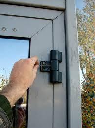 Регулировка входной двери