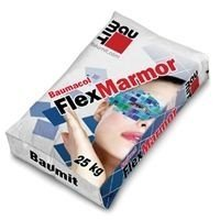 Фото  1 Baumit FlexMarmor клеевая смесь для мрамора и стекломозаики 1811843
