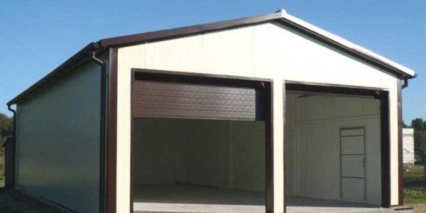 Фото 3 Строительство гаражей, СТО, автомоек 338841