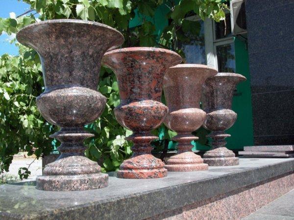 Фото 8 Мойки, раковины, чаши и вазы из натурального гранита ручной работы 326914