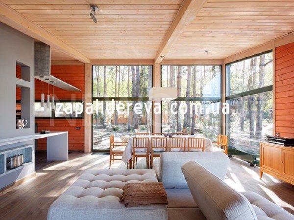Фото 1 Вагонка дерев'яна Тульчин: сосна, липа, вільха 327362