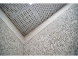 Фото  3 Звукопоглощающие потолочные и стеновые панели из древесной шерсти. Troldtekt Grey Fine (ширина волокна 3,5 мм). 2082487