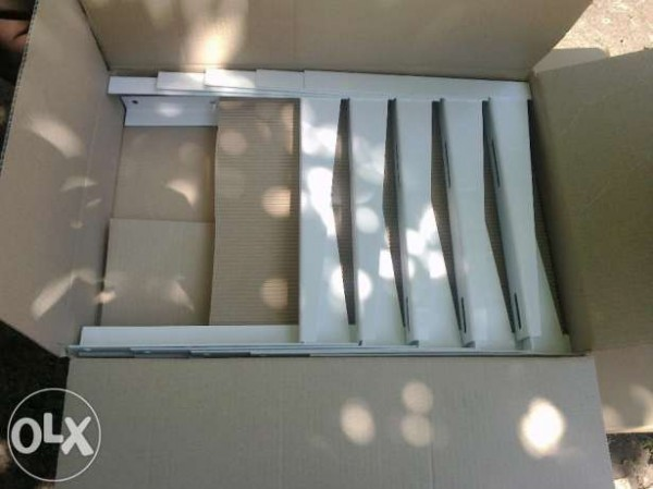 кронштейн для кондиционера 400х450 - толщина металла 2,0 мм