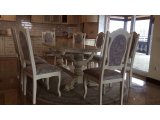 Фото  4 Стол из полного массива Дуба, из Патиной 4432234
