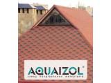 Битумная черепица Акваизол ( Aquaizol )