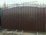 Фото 1 Ворота с профлиста,ворота с калиткой,Кривой Рог 331686