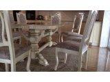Фото  5 Стол из полного массива Дуба, из Патиной 5532234