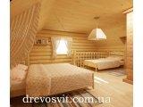 Фото  1 Блок хаус (деревина-сосна). Для зовнішніх і внутрішніх робіт. Сухий, шліфований. Ціни від виробника. 1863193