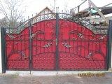 Фото  3 Ворота кованые новые . Ровно kovalstvo.com.ua Готовые и под заказ . Сложность любая.Откатные .Розпашные. 3029085