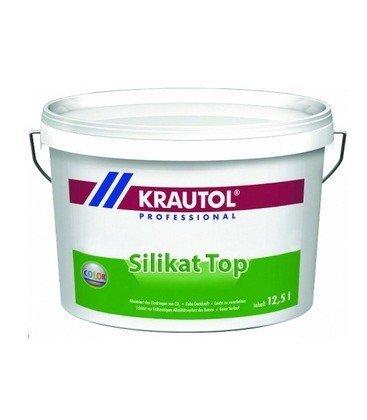 Фото  1 KRAUTOL Silikat Top силикатная краска 1807263