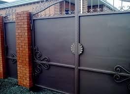 Фото 5 Забор ворота калитка из профлиста под ключ 302626
