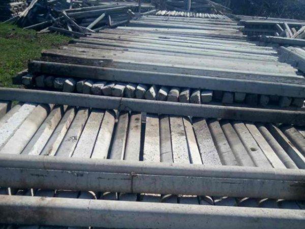 Фото 3 Стовпчики (стовпчики) віноградні 2.4м / від виробника ДОСТАВКА 338465