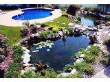 Фото 1 Строительство искусственных декоративных прудов и каналов 341614