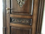 Фото  2 Міжкімнатні двері, Різьба, Патина, Дуб 2749655
