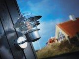 Фото  1 Фасадный светильник Nordlux Blokhus Е27, оцинкованная сталь 2084794