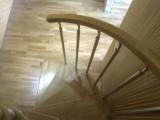 Лестницы круговые, винтовые и т. д. - проектирование, изготовление, монтаж.