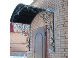 Фото  6 Козырьки кованые , изготовлени качественно , оперативно и недорого . Ровно Возможна оплата по перечислению. 6029078