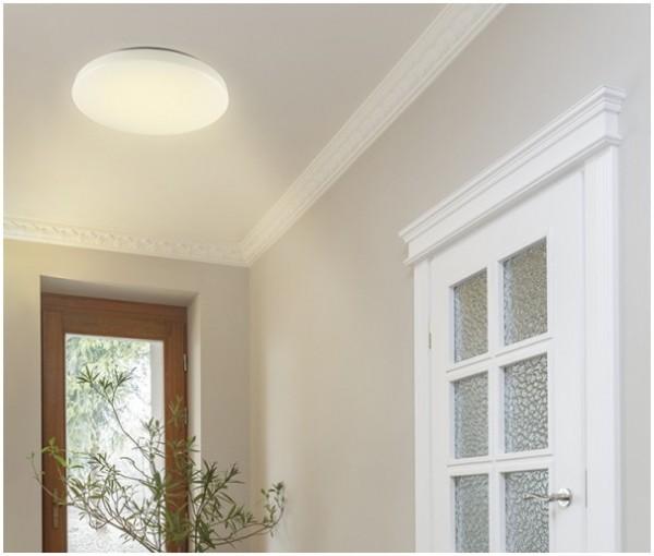 Светильник потолочный Bioledex VEGO Ø33см 16Вт 1100Лм с теплым светом