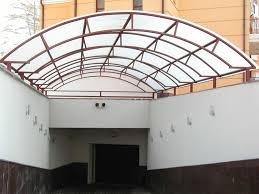 Фото 2 Козырьки Поликарбонат- Проектирование, производство и монтаж 302588
