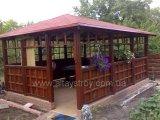 Фото 5 Беседки деревянные больших размеров для кафе, баров, летних площадок 29626
