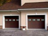 Фото  1 Гаражные ворота с окнами Alutech 2356734