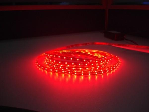 Светодиодная SMD лента Bioledex с красным светом 5 метров 25Вт