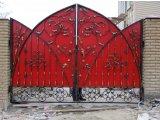 Фото 1 Кованые ворота с калиткой,Кривой Рог 332648
