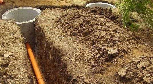 Фото 14 Копаем сливные/выгребные ямы-септики.Питьевые колодцы(чистка).ЖБкольца 327990