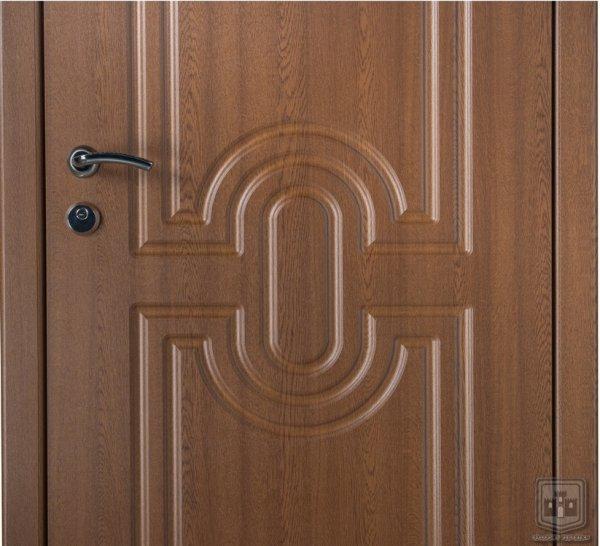 Фото 2 Вхідні металеві двері, Колекція Акцент 330820