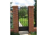 Фото 2 Калитка с воротами из профнастила 332663