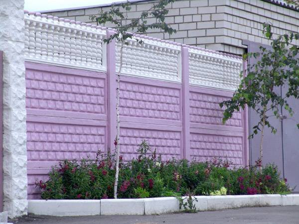 Фото 1 Бетонный забор,еврозабор,бетонный еврозабор 331609