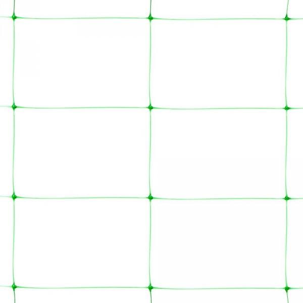 Фото 3 Сетка пластиковая Клевер Огуречка 130x180 мм 1,7x500 м зеленая 332161
