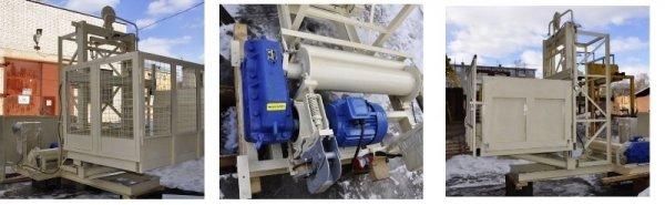 Фото 2 Н-95 м, 2 т. Мачтовый подъёмник для подачи стройматериалов. 336658