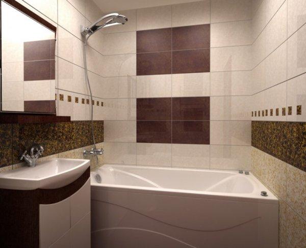 Фото 3 Ремонт ванной под ключ 341455
